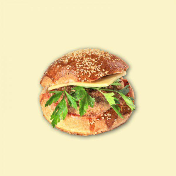 """Бутерброд """"Гамбургер"""""""