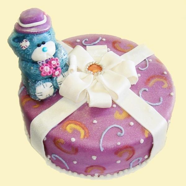 """Торт """"Подарок для тебя"""""""