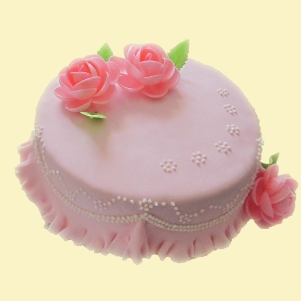 "Торт ""Прикосновение нежности"""